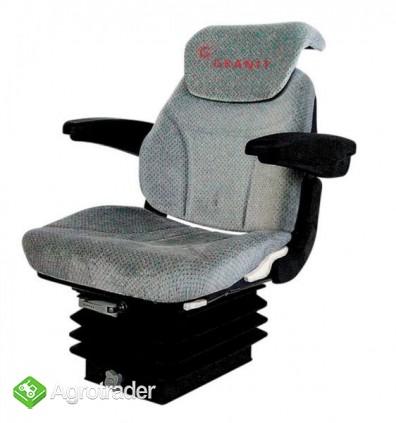 Siedzenia fotele do ciągników rolniczych - zdjęcie 1