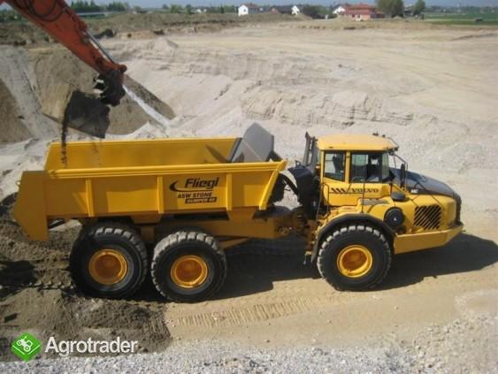 Zabudowa ASW Stone Dumper Typ A25
