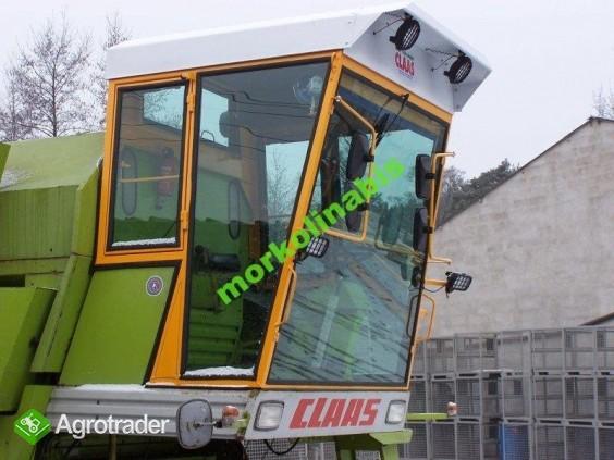 Kabina (kabiny) BIZON/CLAAS/JOHN DEERE/NEW HOLLAND - zdjęcie 2