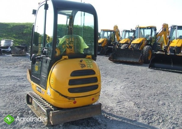 JCB 8018 Rok 2008 gravemaster - zdjęcie 1