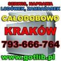 Naprawa Lodówek i zamrażarek Kraków Tel. 793-666-7