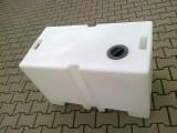 ZBIORNIK, pojemnik polietylenowy 650 litrów