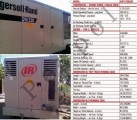 Kompresor, Sprężarka, Ingersoll Rand, XHP1170WCAT