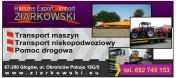 TRANSPORT jcb case ursus zetor mtz belarus fendt