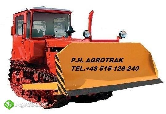 KOPARKA ETC-202,ETC-2011 ,MTZ,DT75,T-130,T-170,Części sprzedaż-skup - zdjęcie 1