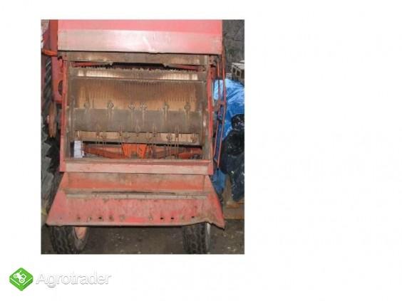 Kombajn zbożowy Bizon Z56 - zdjęcie 1