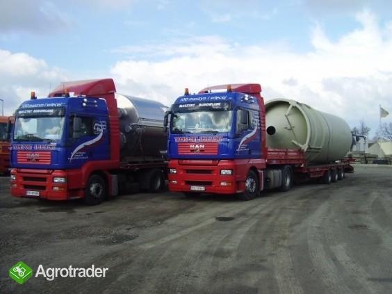 Międzynarodowy transport ponadgabarytowy,Wengrzyn - zdjęcie 2