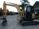 2007 NEW HOLLAND E50SR  minikoparka