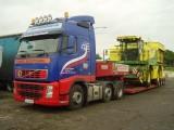 Kombajny,traktory  transport specjalny 600812813
