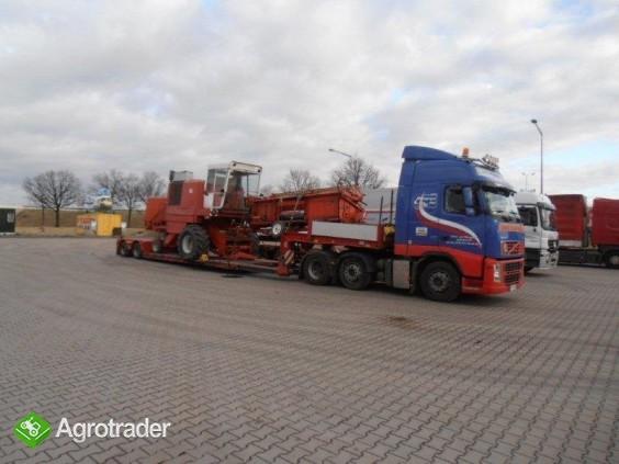 Kombajny,traktory  transport specjalny 600812813 - zdjęcie 3