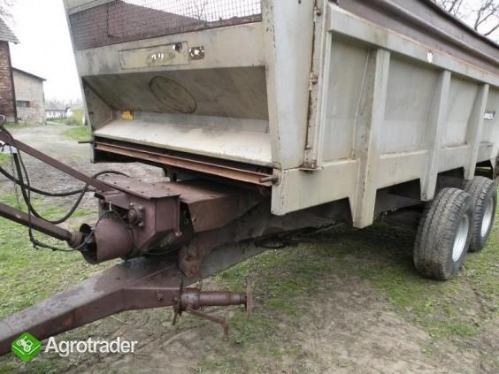rozrzutnik 8 ton tandem