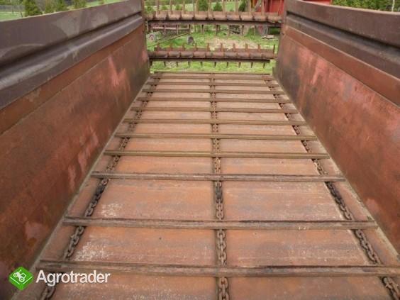 rozrzutnik 8 ton tandem - zdjęcie 2